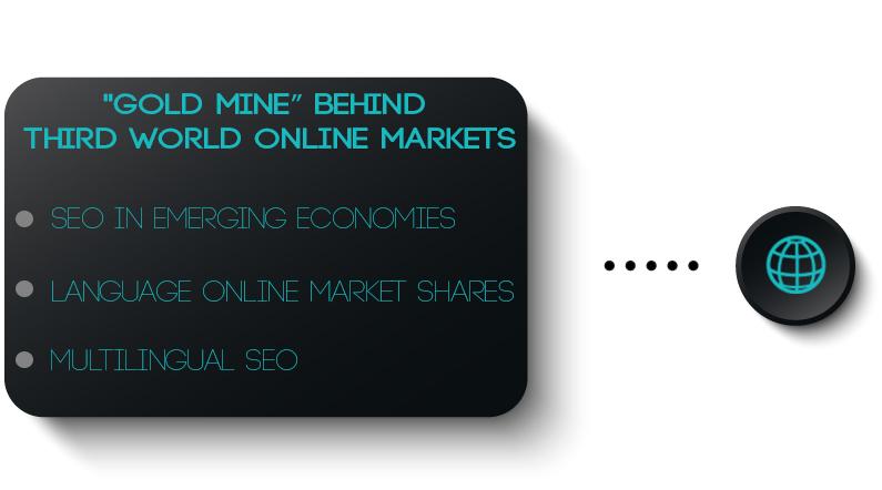 """""""Gold Mine"""" behind Third World online markets"""